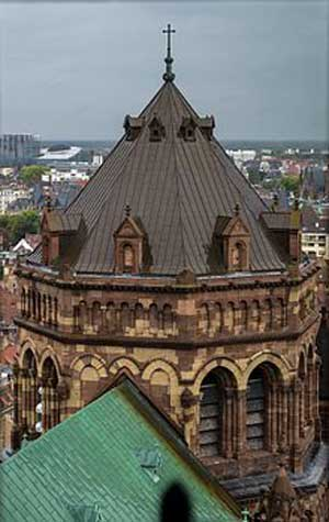 Paroisse de la Cathédrale de strasbourg